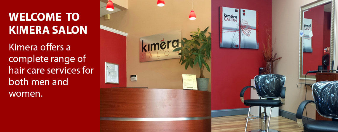 Welcome to Kimera Salon